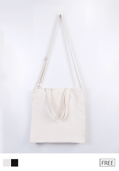 카포 무지에코백 | 크로스백 가방 BAG