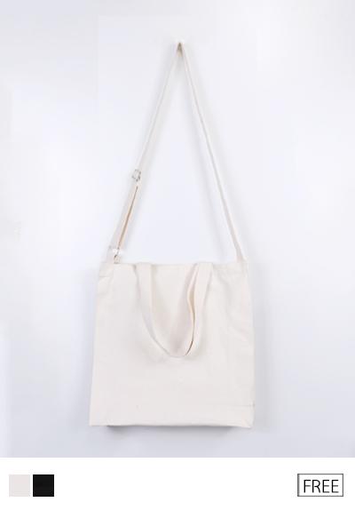 [무료배송]카포 무지에코백 | 크로스백 가방 BAG